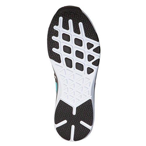 Nike Toghastighet 4 Menns Trening / Løpesko Hvit / Hyper Jade / Svart