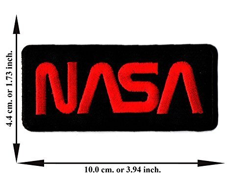 Nasa Clothing Patch (