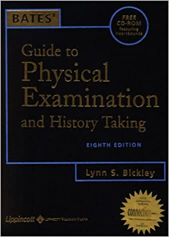 bates guide to physical examination and history taking 10th edition pdf free