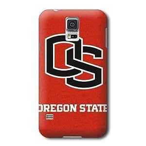 Allan Diy S5 case cover, Schools - Oregon State Orange - Samsung Galaxy S5 case cover rMezxAZxFeW - High Quality PC case cover