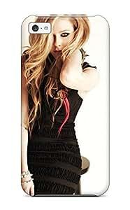 CaseyKBrown BZDfFLC6863JlvsZ Case Cover Iphone 5c Protective Case Avril Lavigne 46