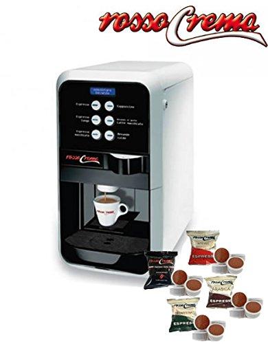 Máquina Café Lavazza EP 2500 Plus + 300 Cápsulas rossocrema ...