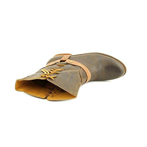 Latigo Tistel Kvinna Läder Boot Tobak