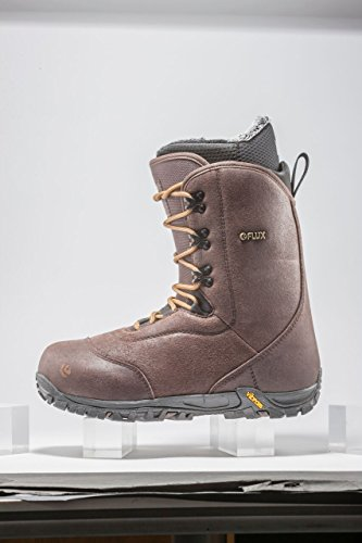 Flux 2018/19 Snowboard Boots Size 8, Chocolate, 8.0