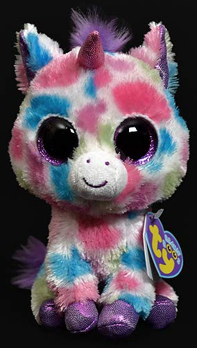 7512697e477 Image Unavailable. Image not available for. Colour  TY BEANIE BOOS UNICORN ( WISHFUL)