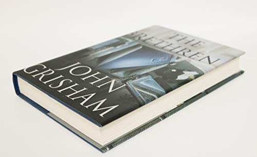 - John Grisham Signed Autographed 1st Edition 'The Brethren' H/C Hard Cover Book w/Card From Signing
