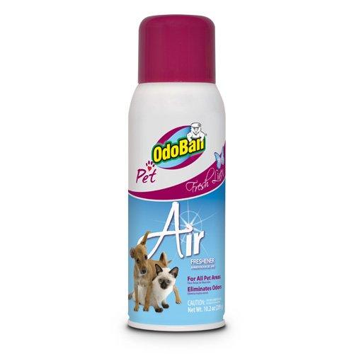 OdoBan Pet Air Freshener  Fresh Linen Scent, 10 Ounce, My Pet Supplies