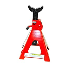 Durable Metal Jack Stand, 6 Ton