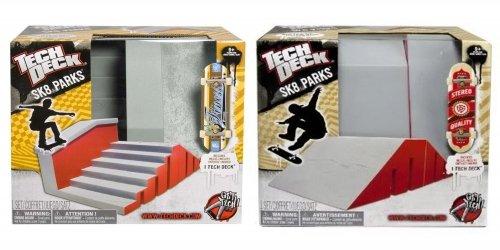 Tech Deck SK8 Parks Assorted Toys Brands Finger Skateboard