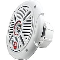 db Drive APS 6.0W Amphibious Marine Coaxial Speaker 250W, Set of 1 (White)