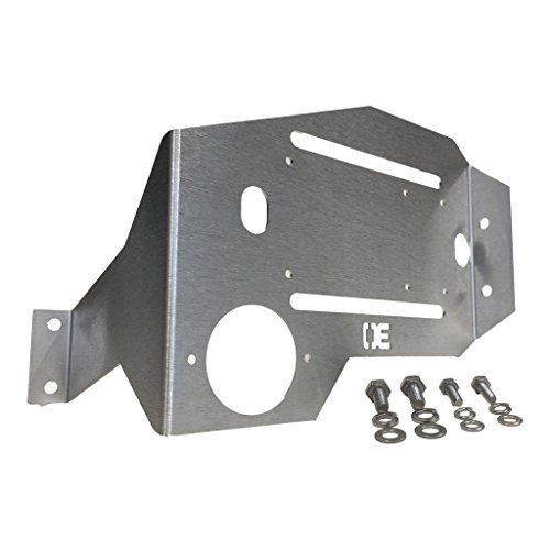 Auxiliary Fuse - Auxiliary Power Fuse Block Bracket / sPOD Mount for 5th Generation Toyota 4Runner (2010-2017)