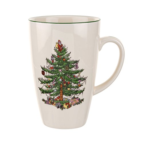 Tree Latte Mug (Spode Christmas Tree Latte Mug)