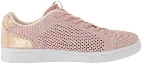's claro Knit Darma Rosado Women Sneaker Skechers Engineered Bungee 8Tq5Ia