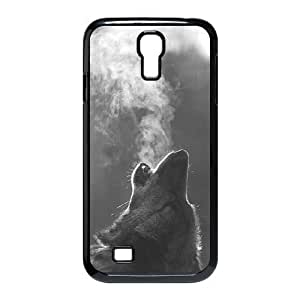 Wolf The Unique Printing Art Custom Phone Case for SamSung Galaxy S4 I9500,diy cover case ygtg599815