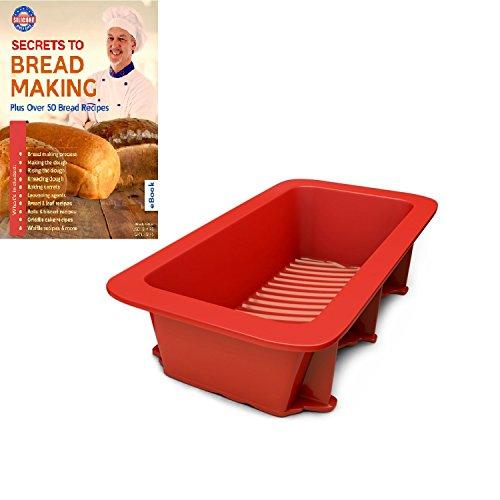 bread loaf pan ceramic - 6