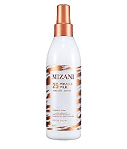 Mizani 25 Miracle Milk Leave In Conditioner, 8.5 Fluid Ounce