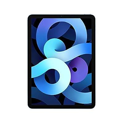 2020 Apple iPadAir (10.9-inch, Wi-Fi + Cellular, 256GB) – Sky Blue (4th Generation)
