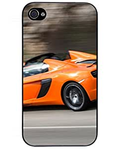 Lovers Gifts iPhone 4/4s Case Cover Skin : Premium High Quality McLaren 650S Spider Case 1456343ZH669140435I4S Comics Iphone4s Case's Shop