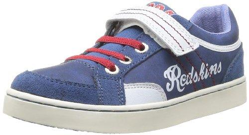 Redskins Zoulou Jungen Sneaker Blau (Bleu/Blanc/Rouge)