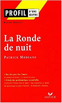 Book Profil D'Une Oeuvre: Modiano (French Edition)