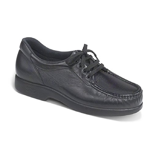 SAS Shoes Take Leather Black Time Women's rgWqrcSYv