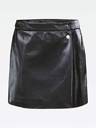 Guess Halah Skirt Falda, Negro, L Mujer: Amazon.es: Ropa y accesorios