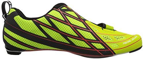 Perla Izumi Tri Fly Pro V3 Scarpe Da Ciclismo Lime Punch / Nero