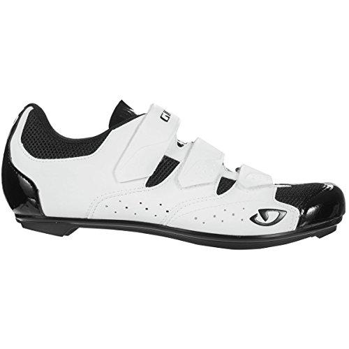 Giro Techne Cycling Shoes - Men's White/Black 44