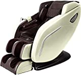 Titan TP-Regal 2 C Massage Chair with Zero Gravity, Cream, Body...