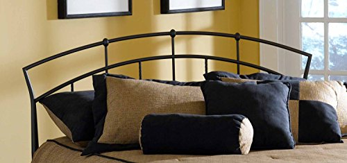 Hillsdale Furniture 1024HFQR Vancouver Headboard with Frame, Full/Queen, Antique - Vancouver Frame Store