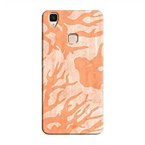 Cover It Up - Pink Shades Nature Print V3 Hard Case