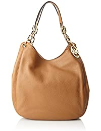 Women's Fulton Large Leather Shoulder Bag