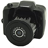 SODIAL Y3000 mini wireless camera portable HD compact camcorders