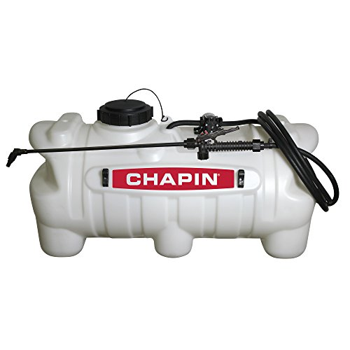 Agricultural Sprayer - Chapin 97400 25-Gallon, 12-volt EZ Mount Fertilizer, Herbicide and Pesticide Spot Sprayer, 25-Gallon (1 Sprayer/Package0