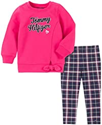 Tommy Hilfiger Girls' 2 Pieces Legging S...