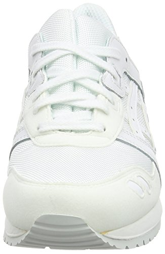 Baskets Asics H6B3N Mixte Adulte 10H Gel III Basses Lyte 0101 rPrtY