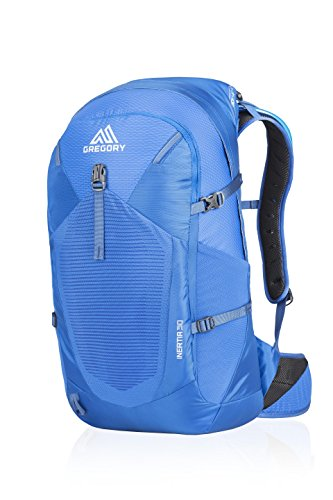 Gregory Mountain Products Men's Inertia 30 Liter Backpack, Estate Blue, One Size