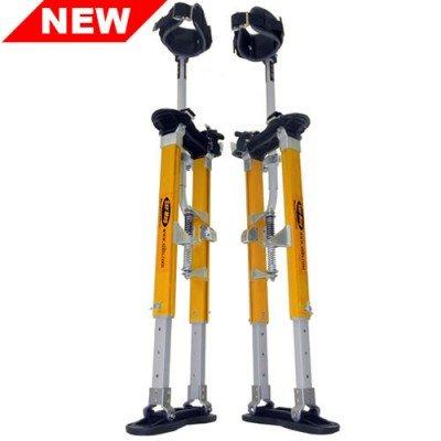 SurPro Interlok Magnesium Drywall Stilts 15-23 in. (SUR-SS-1523MP)
