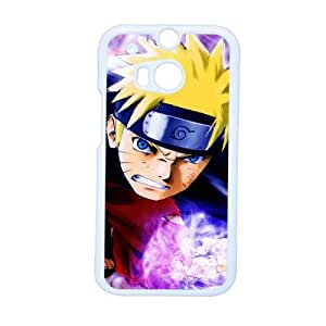 Generic Creative Back Phone Case For Girly With Hokage Ninja Naruto For Htc One M8 Choose Design 4