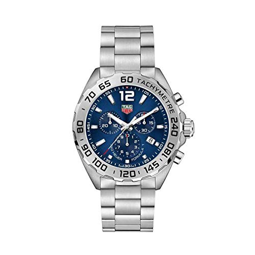 Reloj Tag Heuer Formula 1 - Chrono cuarzo Ref. caz101 K.ba0842: Amazon.es: Relojes