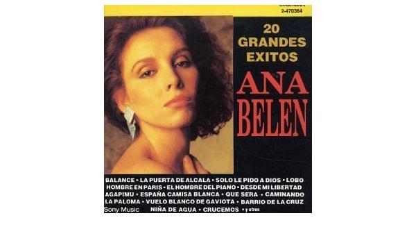 20 Grandes Exitos by Ana Belen: Ana Belen: Amazon.es: CDs y ...
