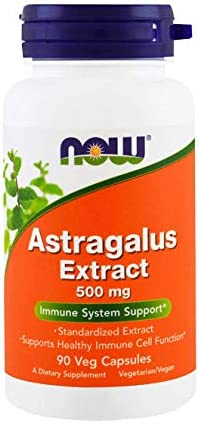 NOW Supplements Astragalus Extract
