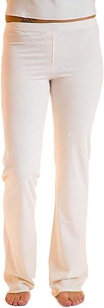 Pijamas de algodón orgánico Certificado - para Mujer Blanco Crema ...