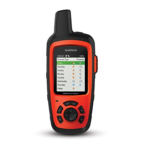 Garmin inReach Explorer+, Handheld Satellite...