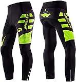sponeed Men's Cycle Shorts Tights Long Pants