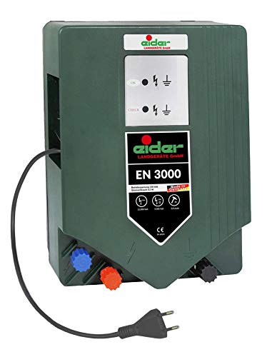 Eider en 3000 3000 3000 elettrificatore, verde 269458