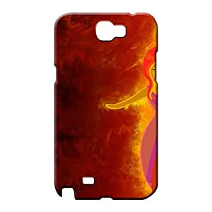 samsung note 2 Attractive Hot New Snap-on case cover phone cases flame princess adventure time