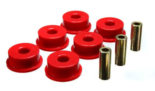 Energy Suspension 3.1153R Differential Carrier Bushing Set