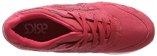 ASICS - Gel-lyte Iii, Zapatillas unisex adulto Rojo (classic Red/classic Red 2323)