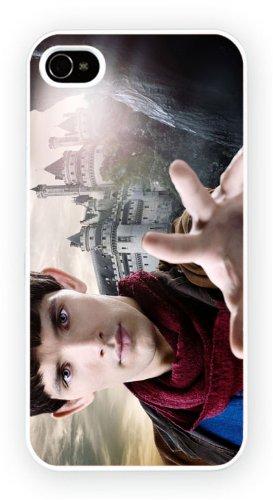 Merlin, iPhone 5C, Etui de téléphone mobile - encre brillant impression
